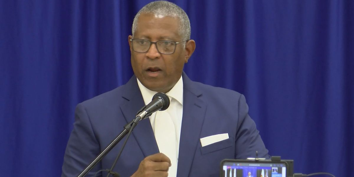 Selma mayor delivers State of the City address