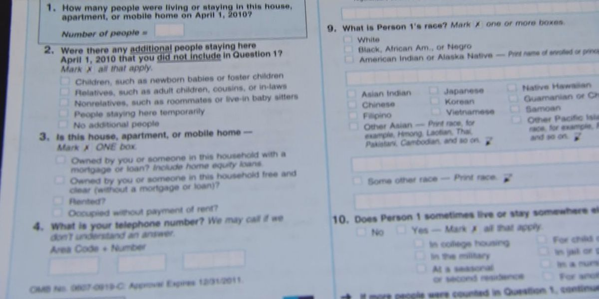 State leaders stress the importance of 2020 Census