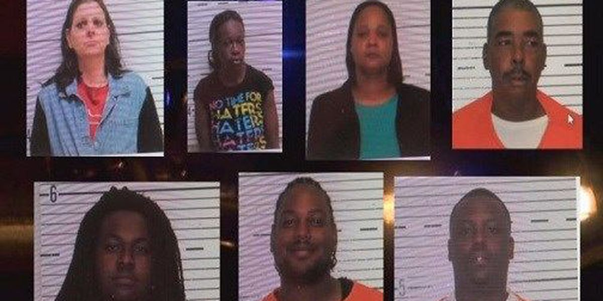 Suspected Georgiana drug dealers busted in undercover operation