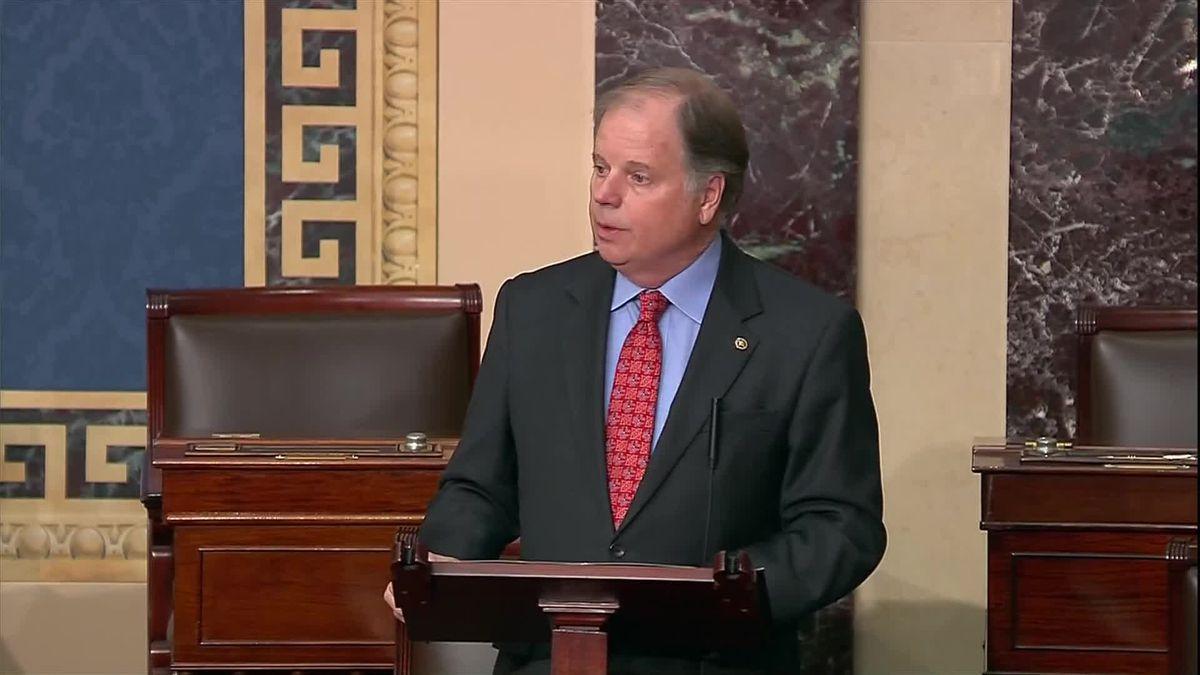 Sen. Doug Jones won't support confirmation of Supreme Court nominee before election