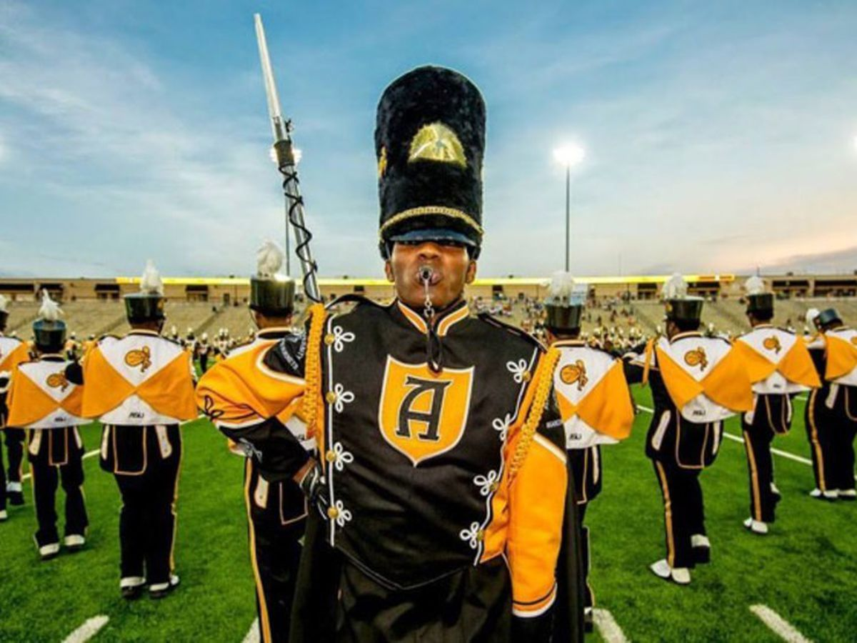 ASU marching band to perform at halftime of Falcons/Rams game
