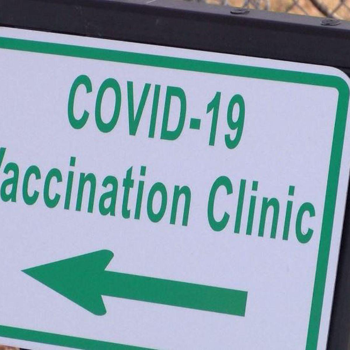 Some vaccine sites operating far below capacity in Alabama