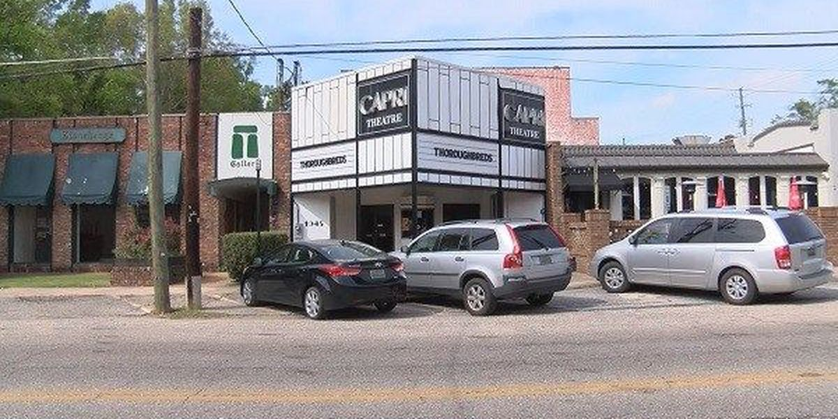 Capri Theater re-opening pushed back