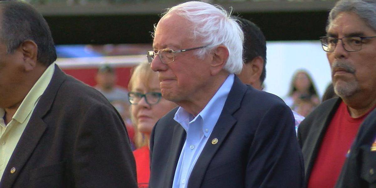 Sanders has heart procedure, cancels campaign events for now