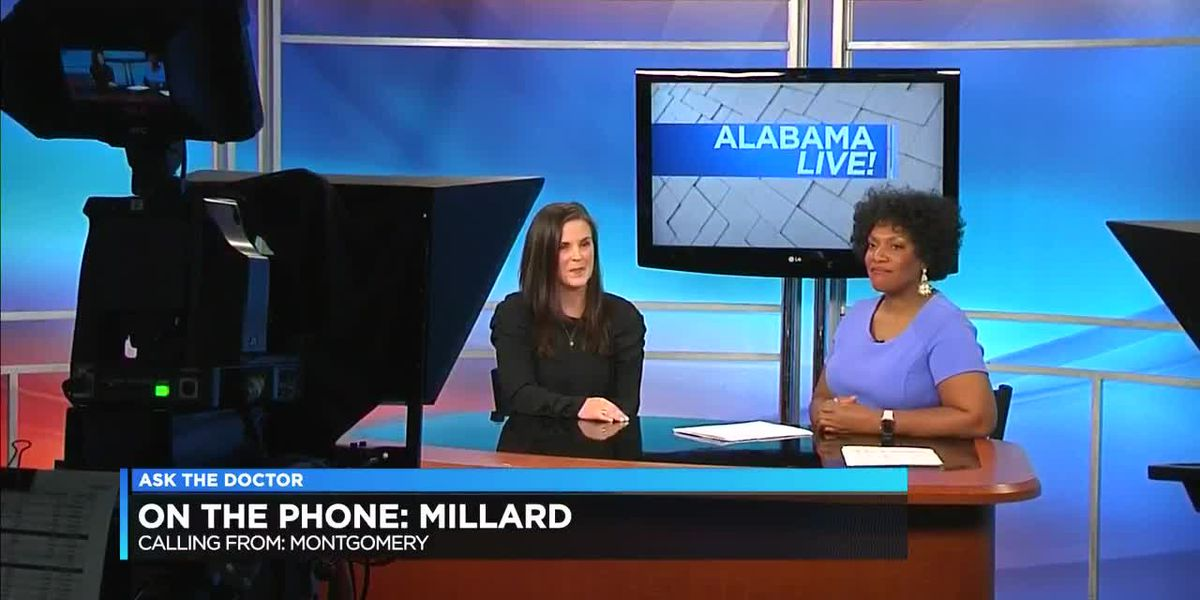 Callers ask Audiologist Allison Kelly about hearing loss