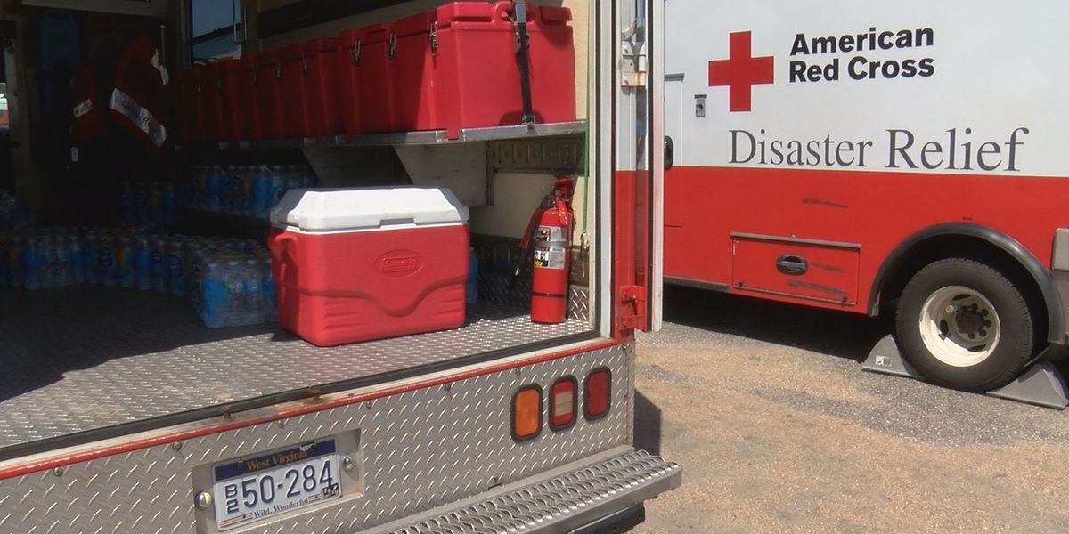 Montgomery Red Cross helping south Alabama Sally victims