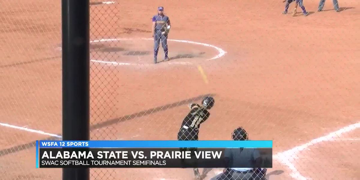 Alabama State advances to SWAC softball championship