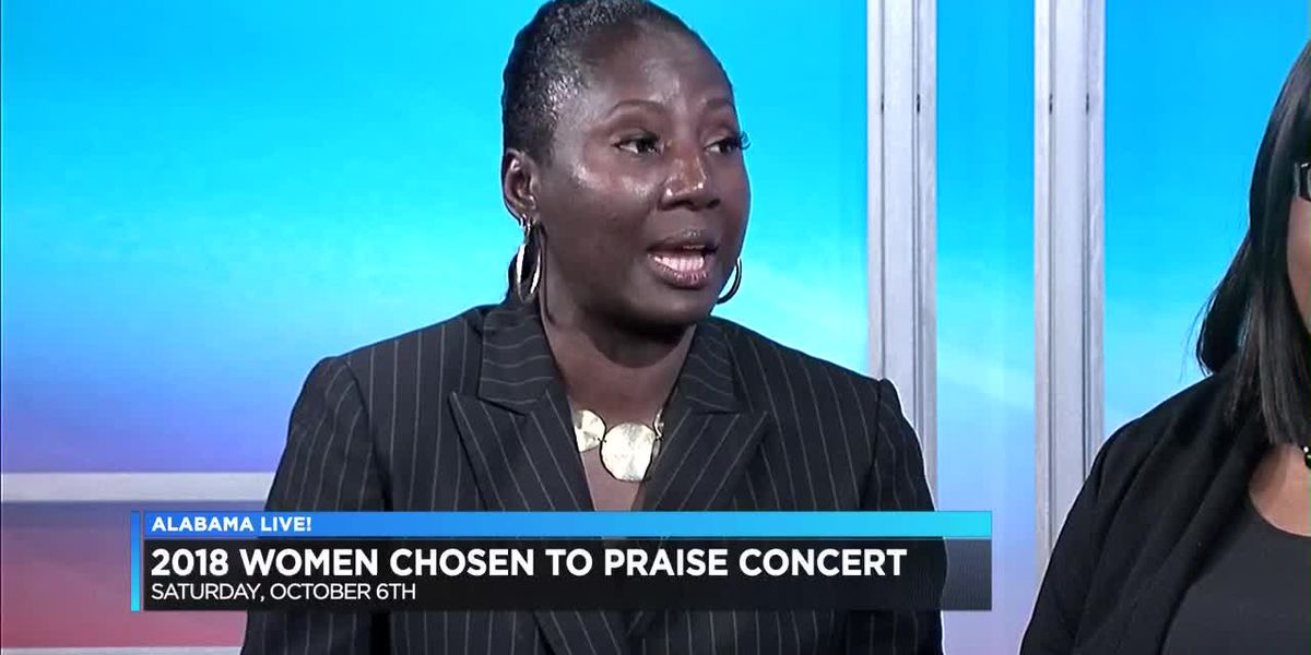 2018 Women Chosen to Praise concert