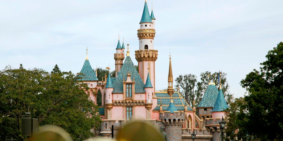 International traveler with measles visited Disneyland