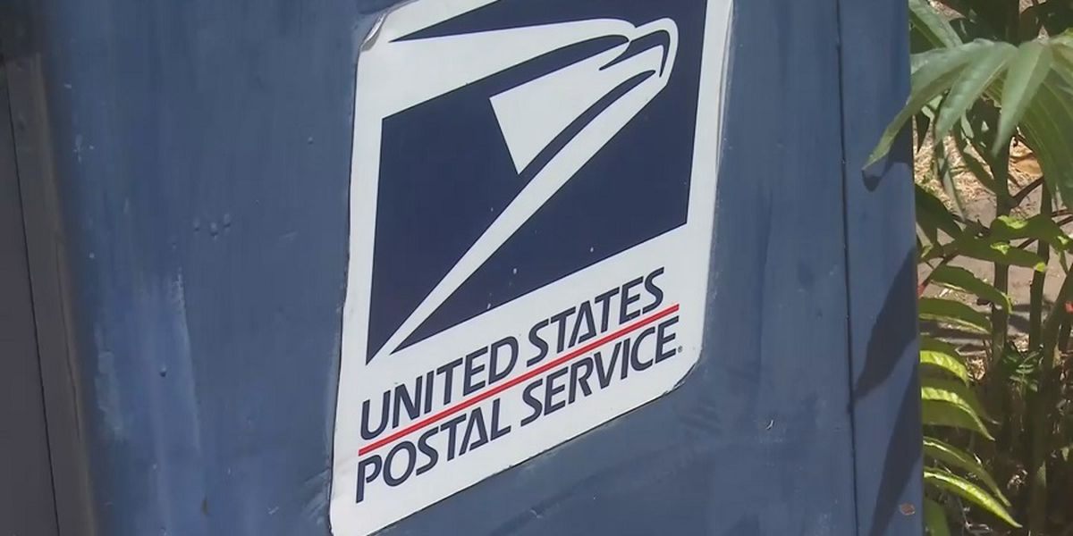 USPS suspends some Ala. operations due to Hurricane Sally