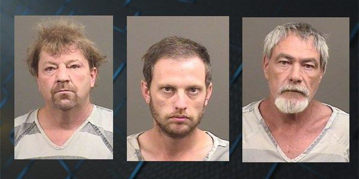 Police arrest 3 more in Tallapoosa County drug bust