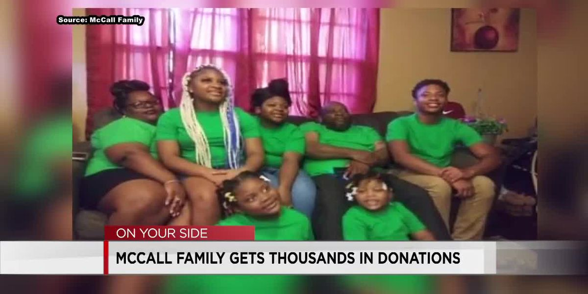 Birmingham mom receives almost $350,000 in donations to raising deceased sister's five kids