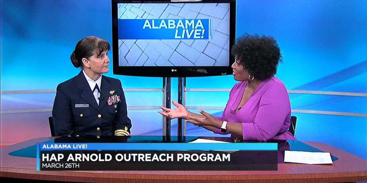 Troy Montgomery, Maxwell Air War College team up for outreach program