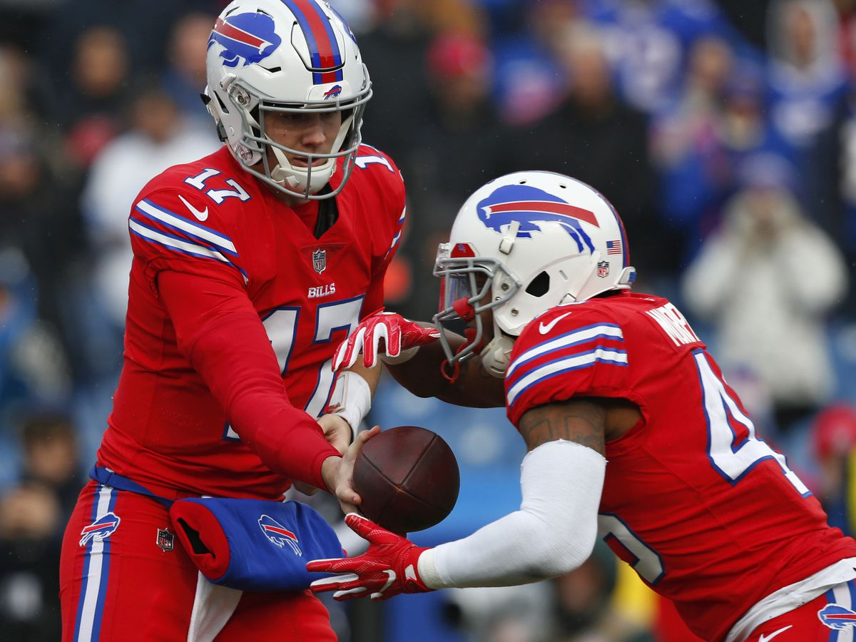 The Latest: Buffalo Bills lose another running back