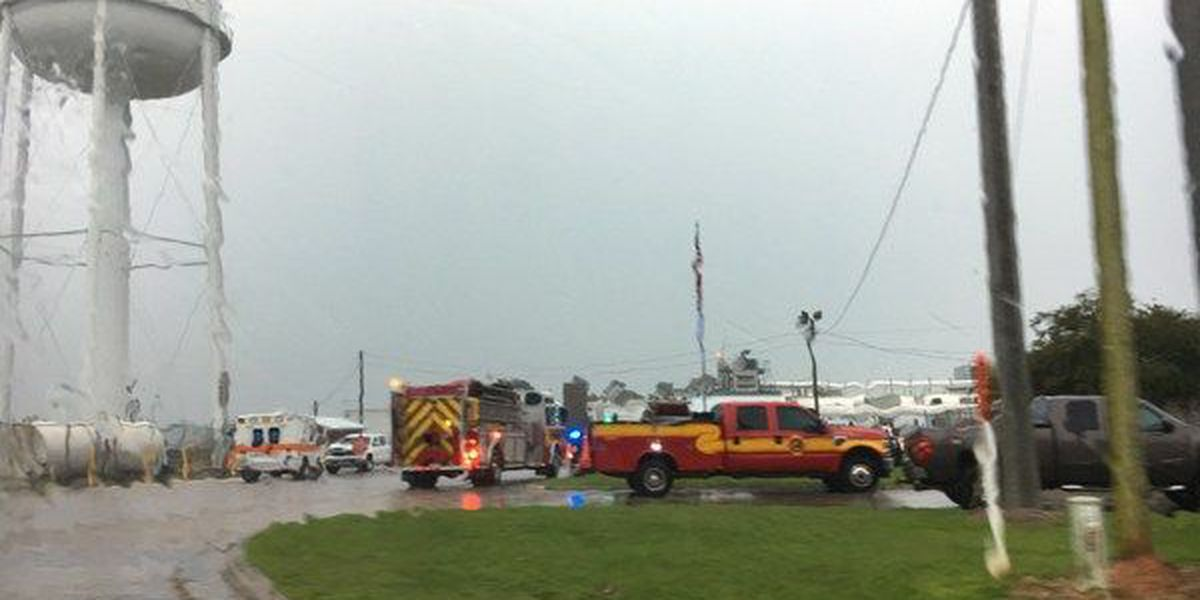 Fire at Wayne Farms in Coffee County prompts evacuation