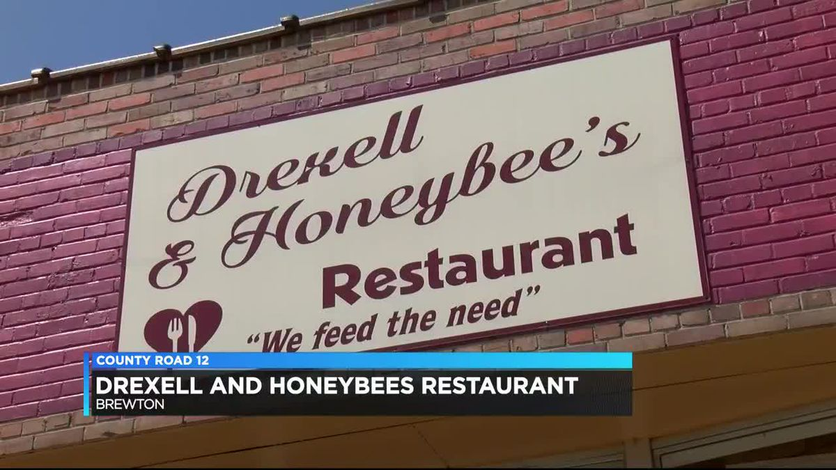 County Road 12: Drexel And Honeybees Restaurant