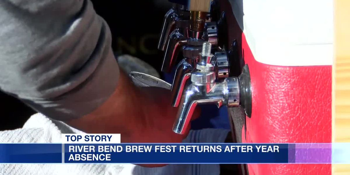 River Bend Brew Fest returns after year absence