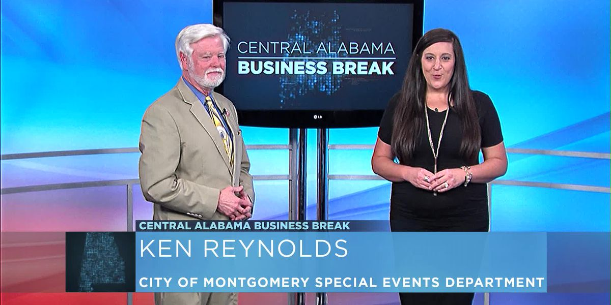Central Alabama Business Break- City of Montgomery Special Events Department