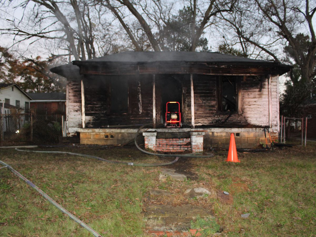 Victim of Montgomery arson offers reward for arrest, conviction
