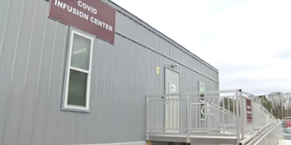 EAMC's COVID Infusion Center making an impact on hospitalization rates