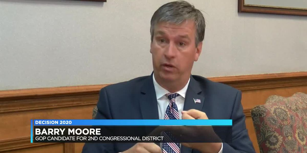 Barry Moore seeks District 2 nomination