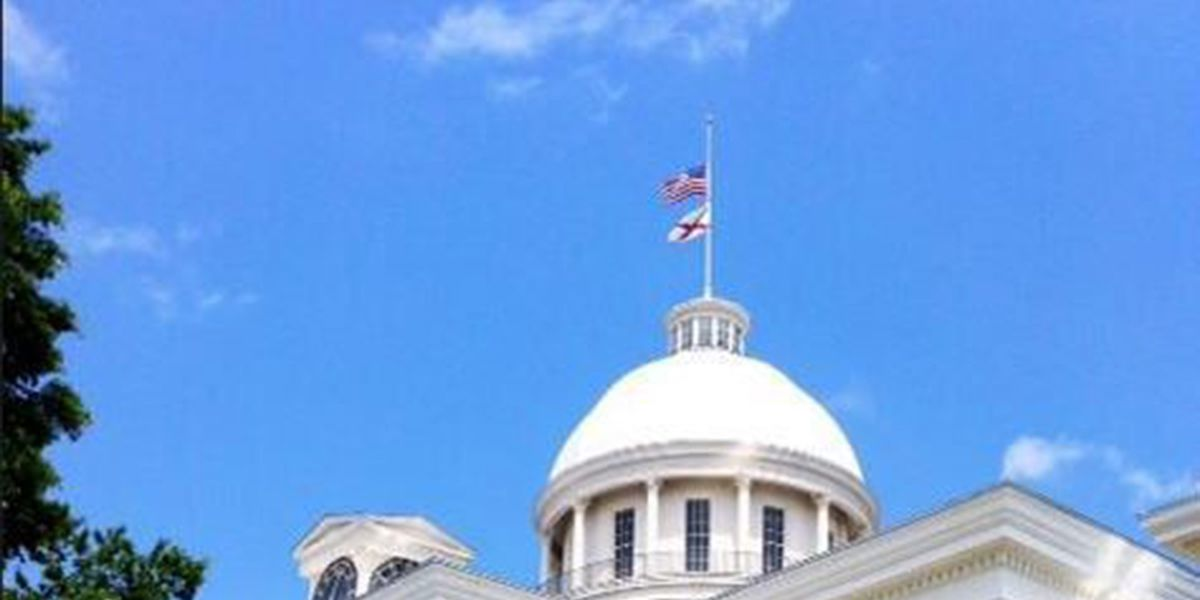 Ivey orders flags at half-staff for Texas, Ohio shooting victims
