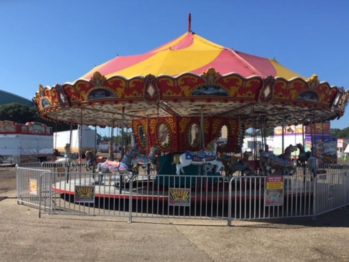 Alabama National Fair endured storms and COVID-19