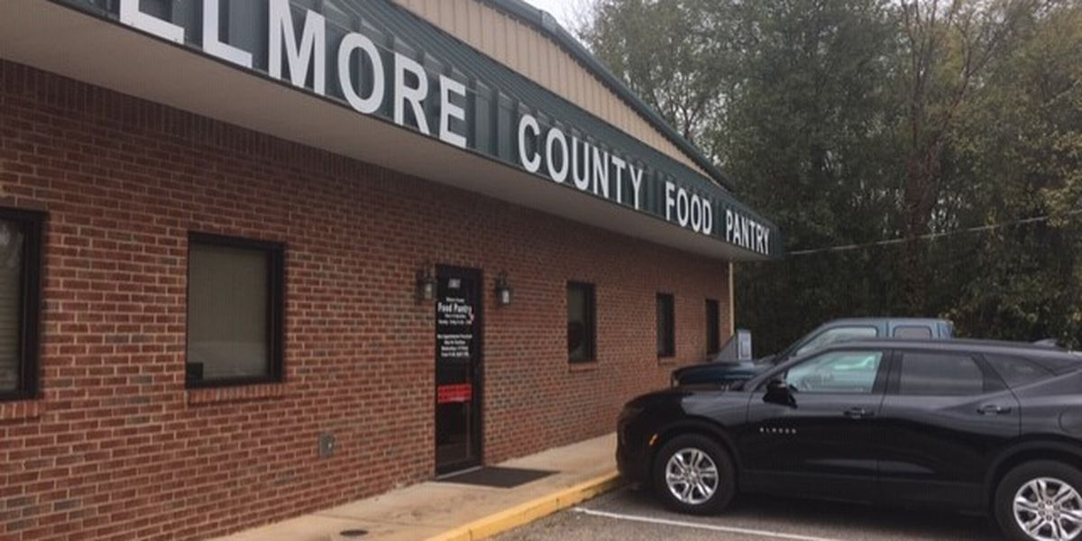 Elmore County Food Pantry sounds call for donations