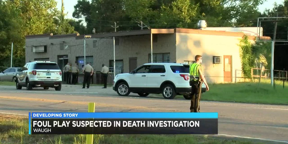 Foul play suspected in Montgomery County death investigation