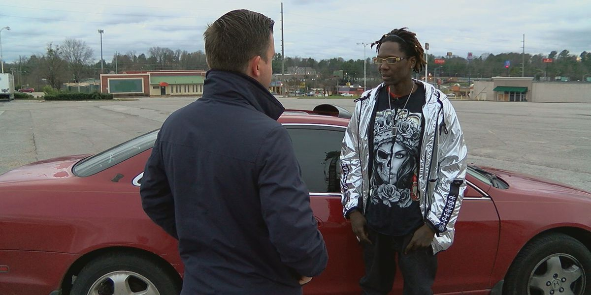 EXCLUSIVE: Driver who backed into man in Tuscaloosa tells his side of the story