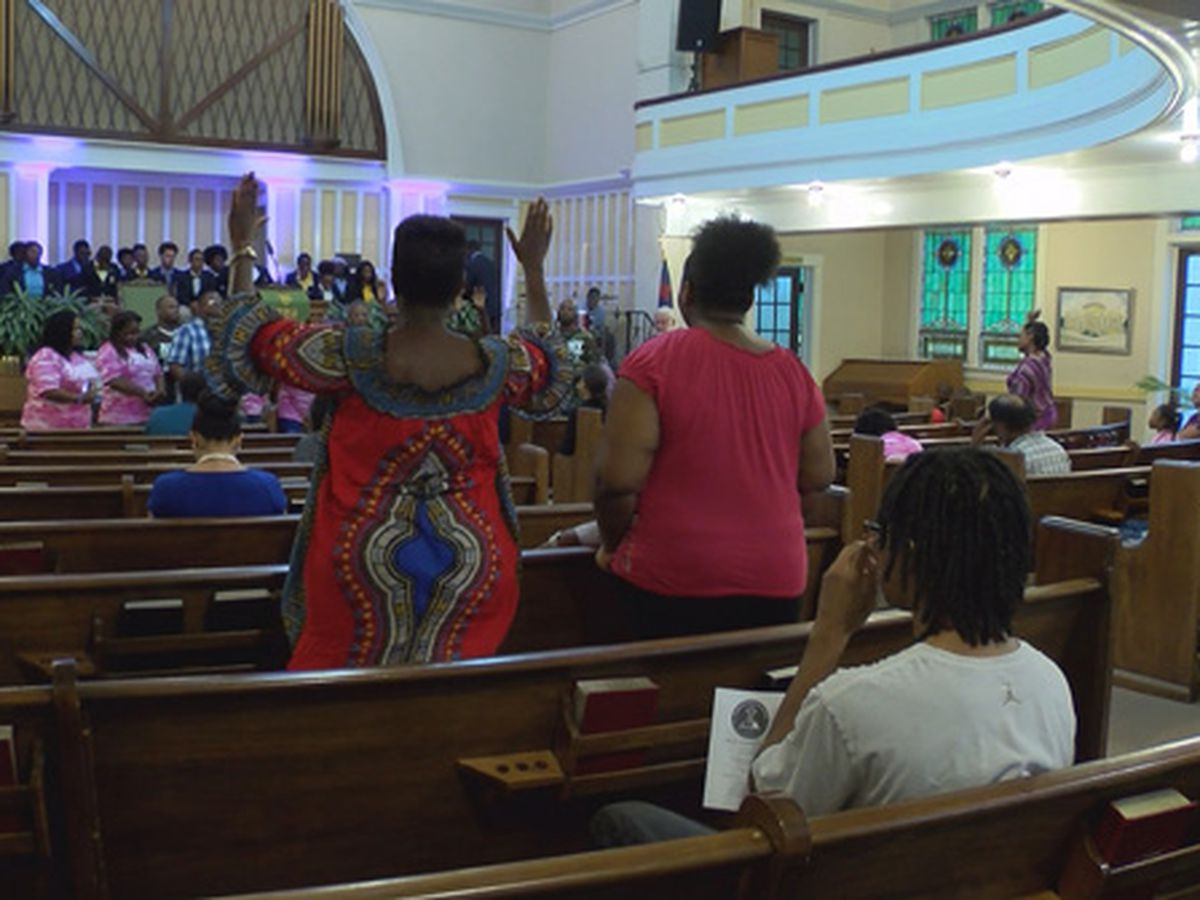 Violence awareness mass meeting held in Selma