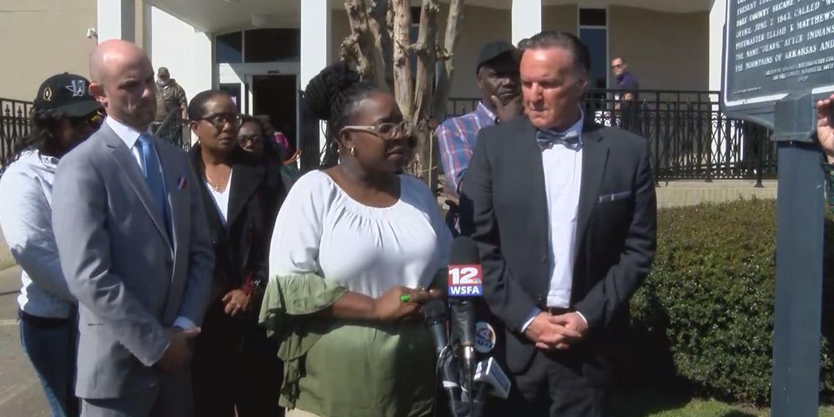 Wife defends south AL double murder suspect