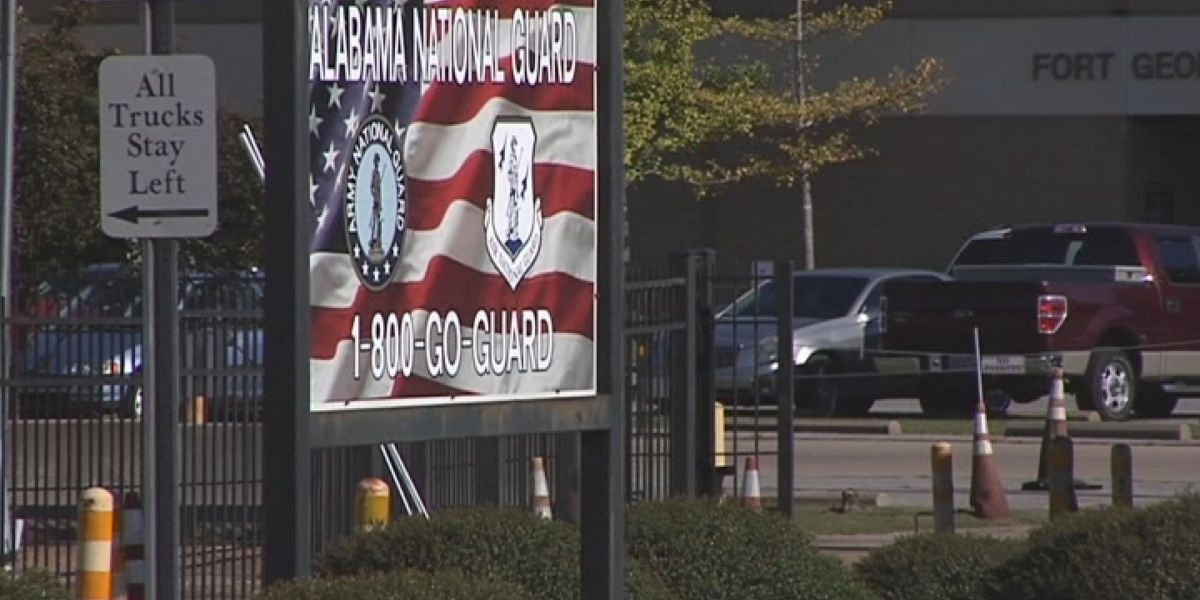 Ala. National Guard trains to offer support for states experiencing civil unrest