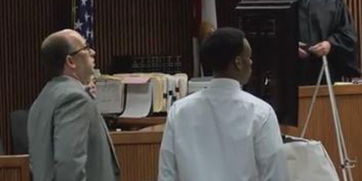 Witness in trial recall chaotic scene of 2016 Auburn triple homicide