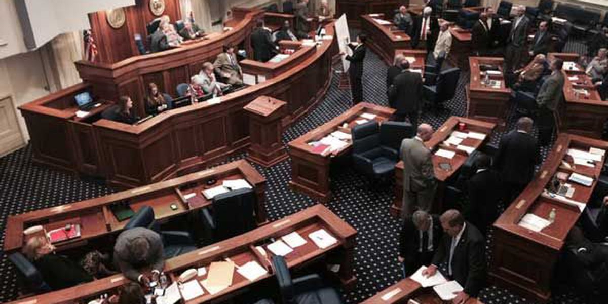 BP settlement bill dies in senate, kills chance for more medicaid funding