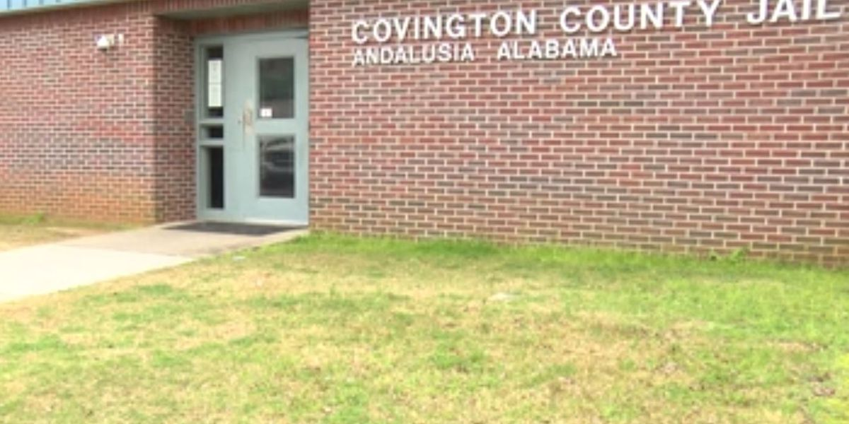 Covington County sheriff fires 3 correctional officers