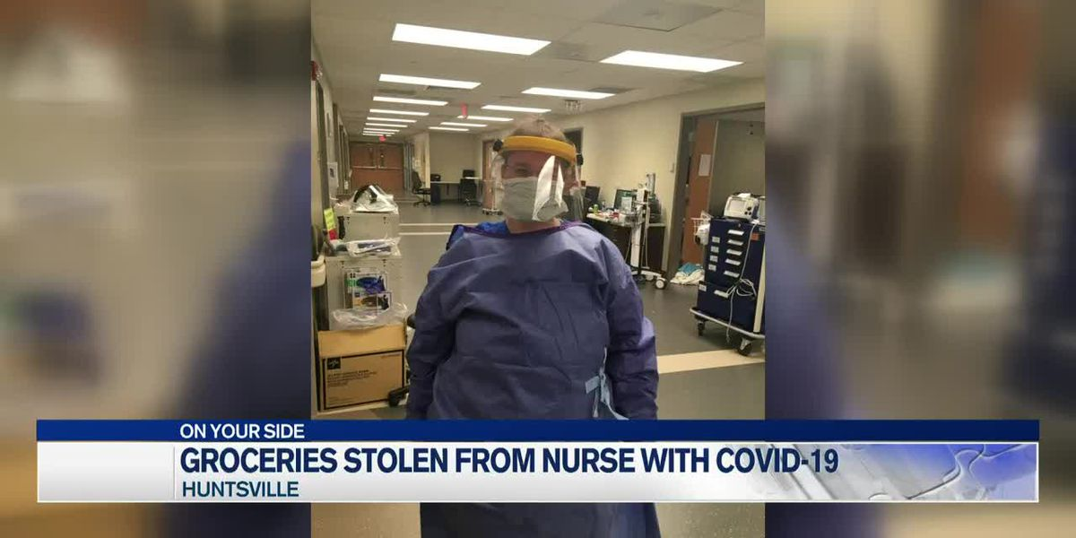 Nurse in quarantine says her online grocery order never came