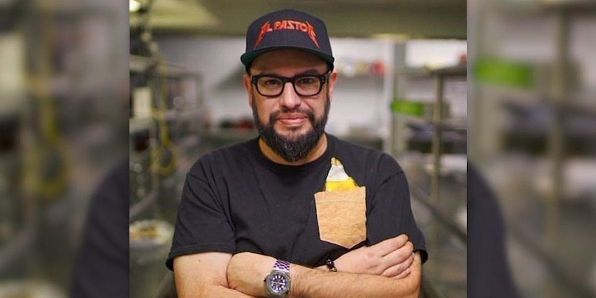 Television celebrity chef, restaurateur Carl Ruiz dies at 44