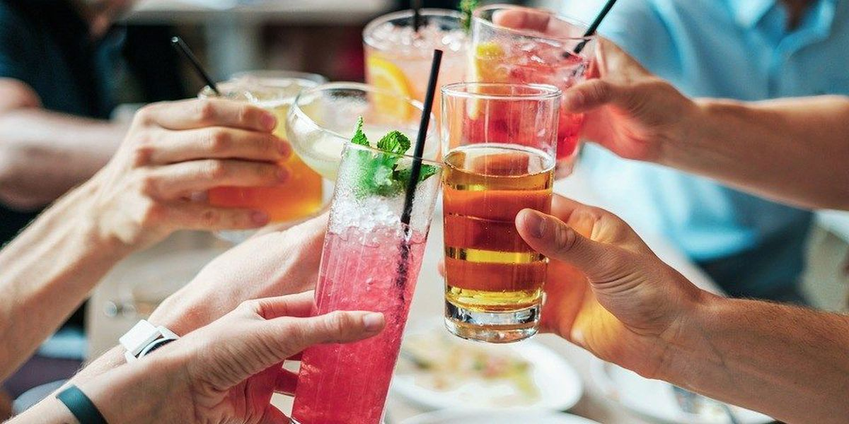 A drink a day could keep the doctor away