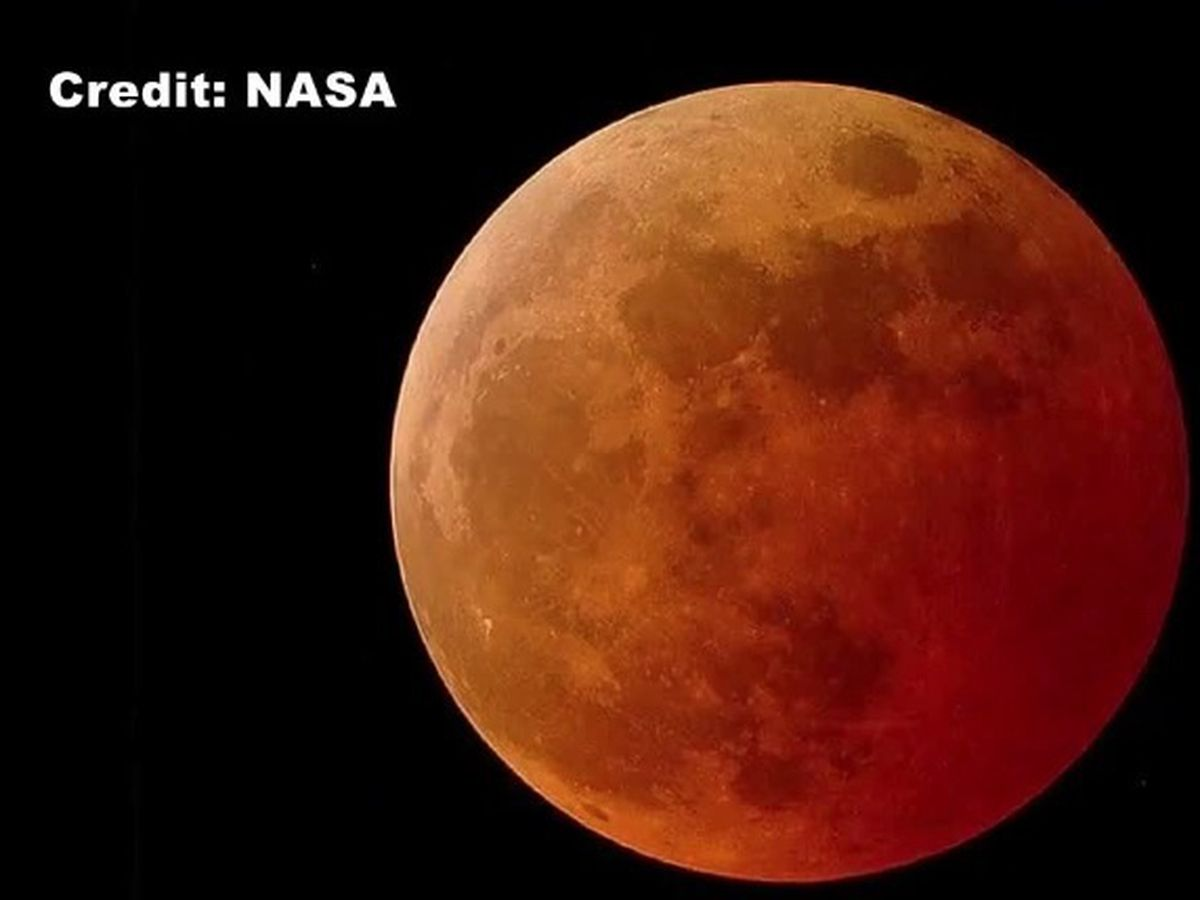 TOTAL LUNAR ECLIPSE: What you need to know