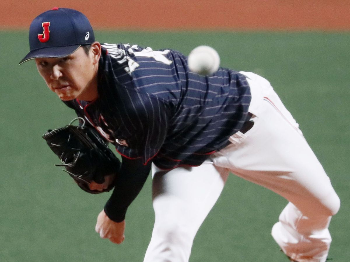 Japan beats MLB All-Stars 4-1 in final of exhibition series