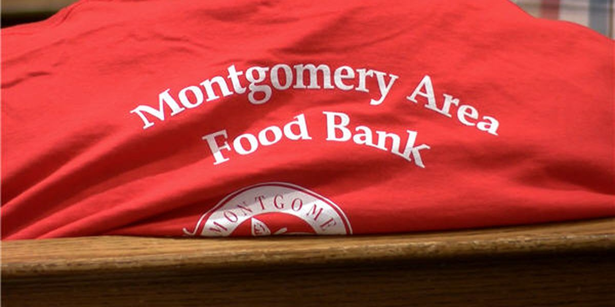 Montgomery food bank part of group helping those recovering from Michael