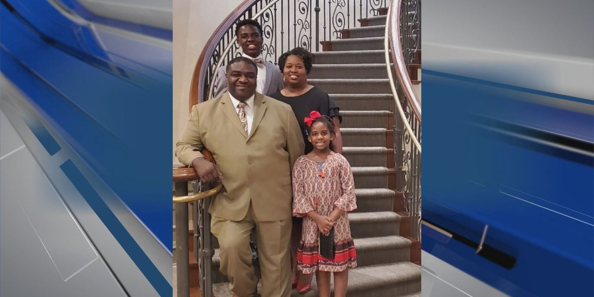 Historic church's first family wins Families of the Year Award
