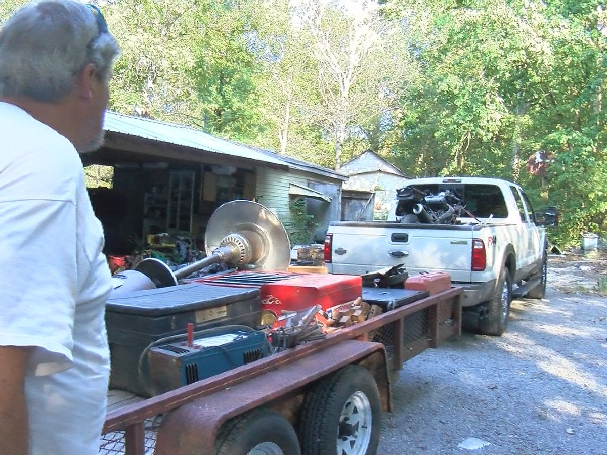 Decatur man helps police catch group accused of stealing $15K of his tools