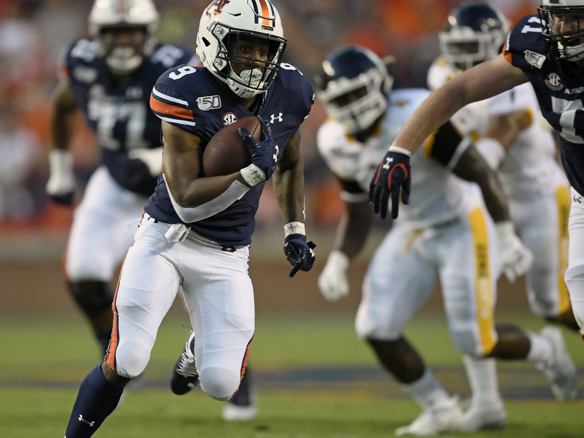 Auburn ready for SEC conference play against Texas A&M