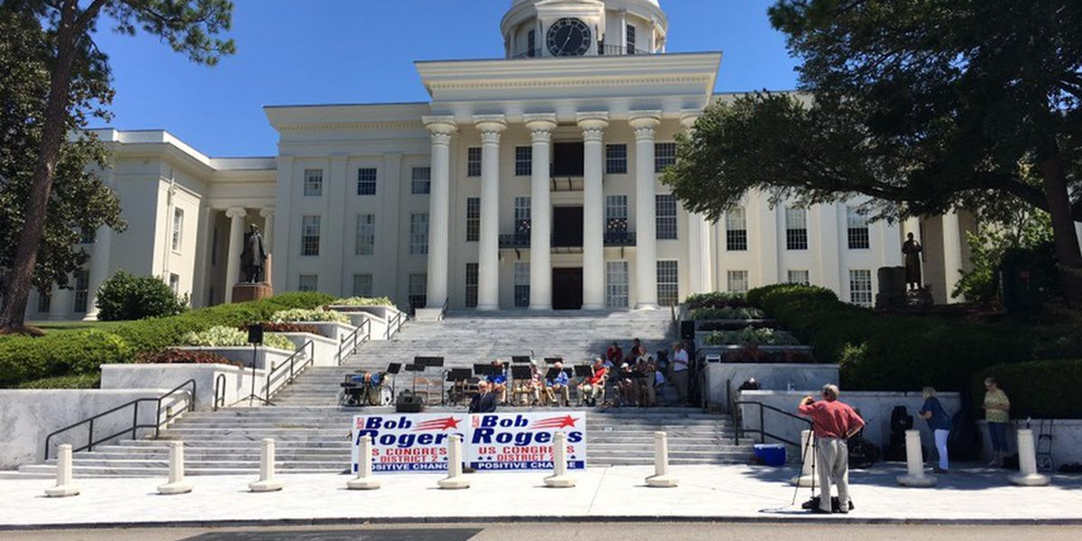 Bob Rogers holds kickoff rally for congressional campaign