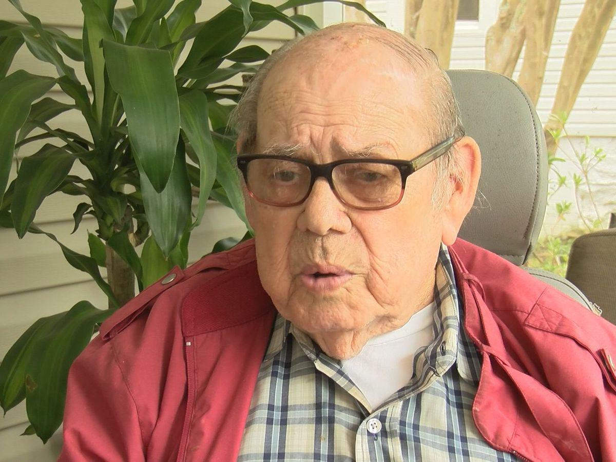 World War II veteran in Alex City dies
