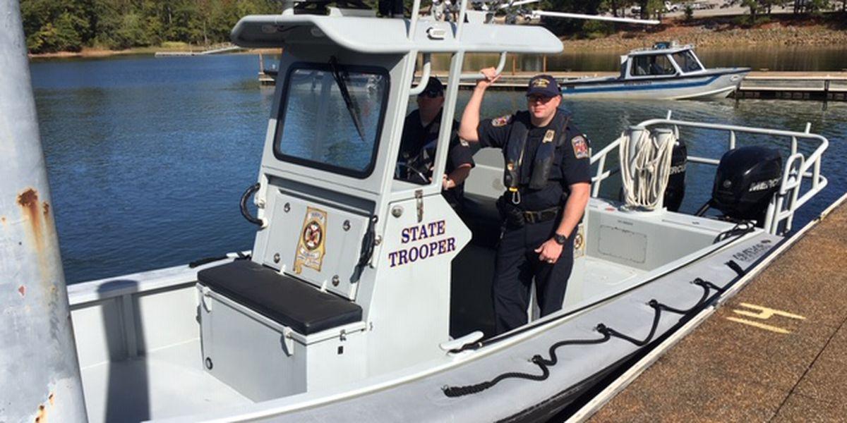 Marine Patrol enforcing social distancing rules Memorial Day weekend