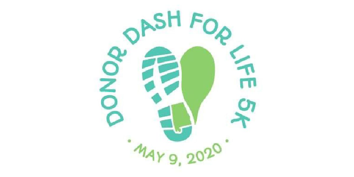 Inaugural Donor Dash For Life going virtual due to COVID-19