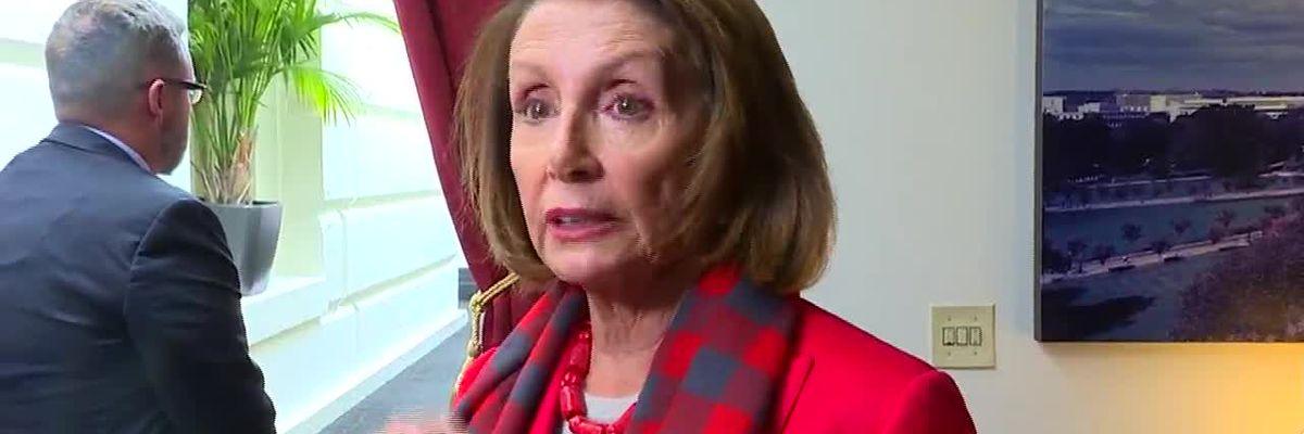 Pelosi: Can't have State of the Union while security furloughed